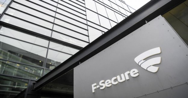 F-secure's yt:t decision, Finland will be reduced by 25 jobs