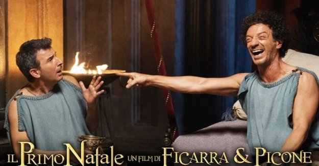 Ficarra & Picone record at the box office: it Is the most beautiful Christmas