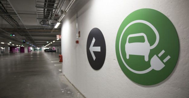 Fire safety expert would deny electric car charging points in the construction of underground parking garages
