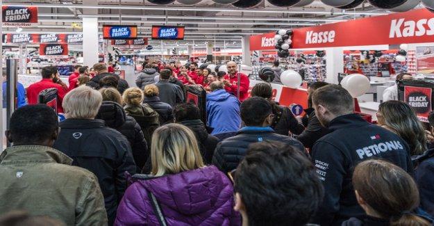 For retailers, the Christmas season has already begun