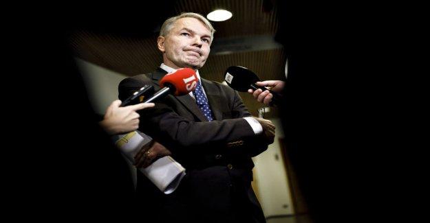 Foreign ministry staff representative network news: Confidence Haavistoon been badly shaken