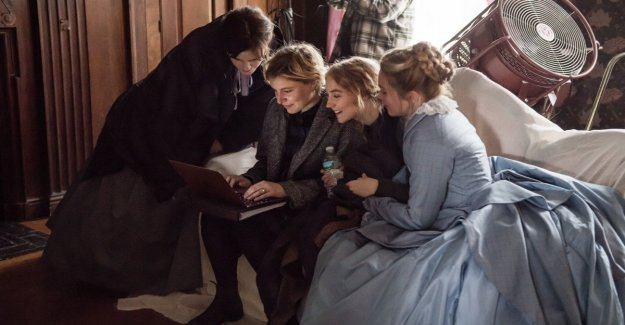 Greta Gerwig: I did Little women thinking of Elena Ferrante