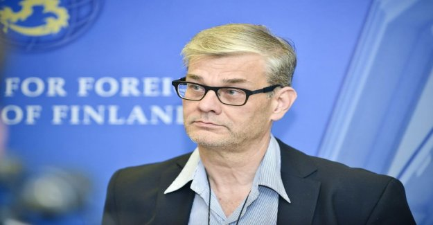 HS: the foreign ministry's consular chief to blame the foreign minister haavisto to fear management and illegal decision