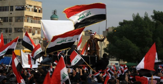 Iraq protests again a violent day – more than ten dead, among them also police officers