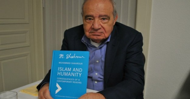 Is dead Mohamed Shahrour, a reformer of islamic thought opposed to the extremists