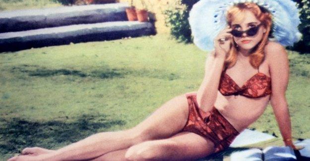 Is dead Sue Lyon, the Lolita of Kubrick