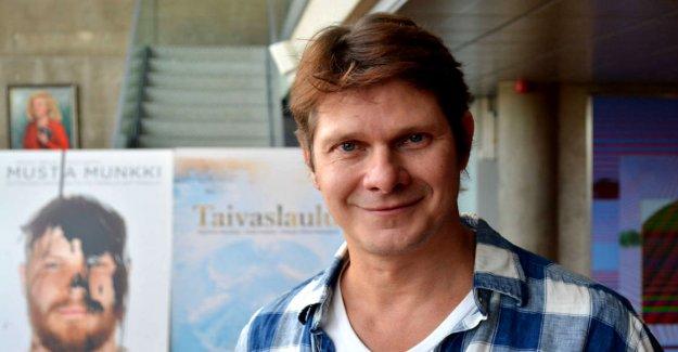 Kari-Pekka Toivonen is selected in the Hämeenlinna Theatre as artistic director