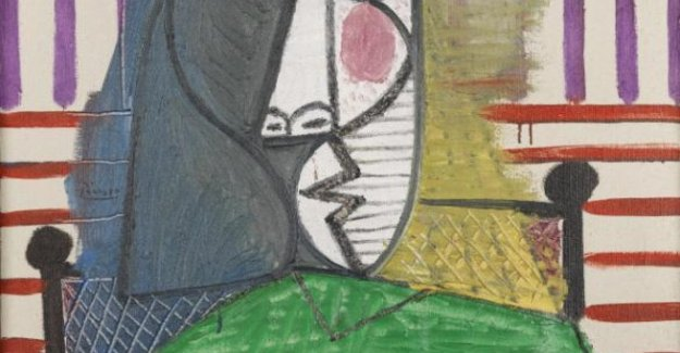 London, damages Picasso £ 20-million arrested a twenty-year-old