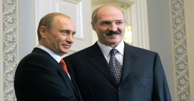 Lukashenko is against Union with Russia