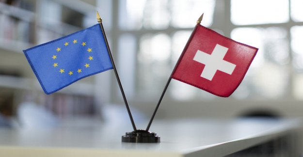 Neighboring to the North in a good word for Switzerland, a