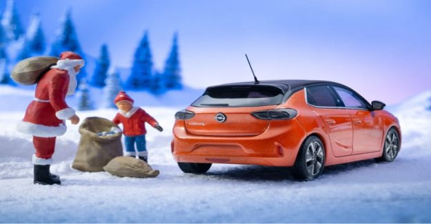 New Opel Corsa-and, from the street to the shelf