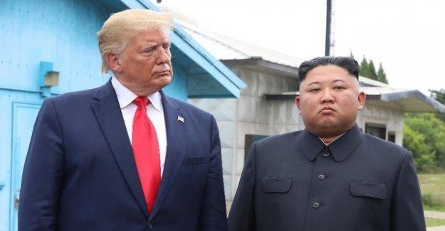 North Korea Trump calls a demented Old