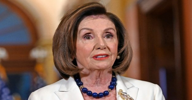 Now Nancy Pelosi is praying for the President