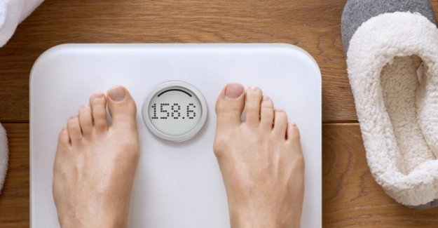 Obesity affects the health of the planet, more carbon dioxide because of the excess weight