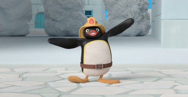 Pingu, goodbye play-doh: become a japanese but he speaks pinguinese