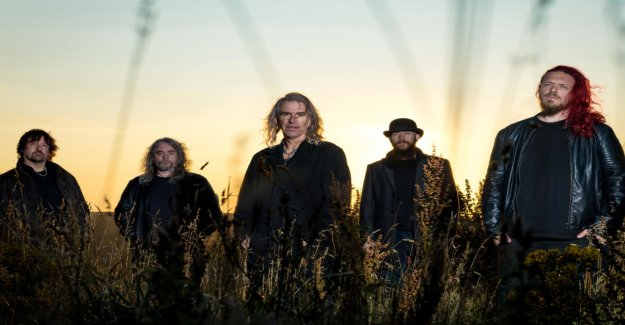 Post punklegenda New Model Army will come to Finland