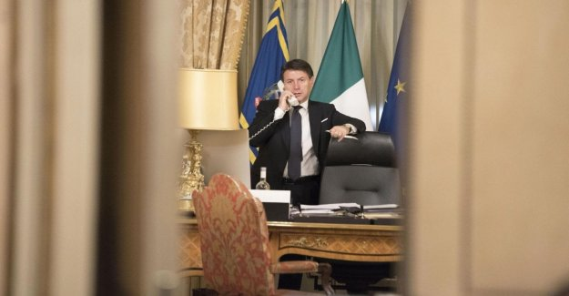 Praise bipartisan to Mattarella. Count: Trace the route, we can improve the Country