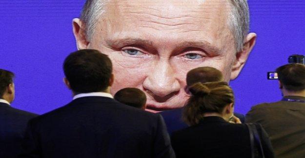 Putin has tightened the media law