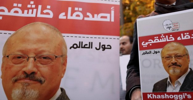 Saudi Arabia, five death sentences for the murder of Jamal Khashoggi,