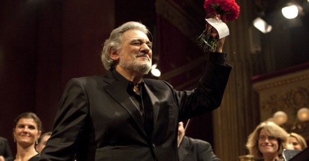 Scale celebrates Plácido Domingo, is a standing ovation