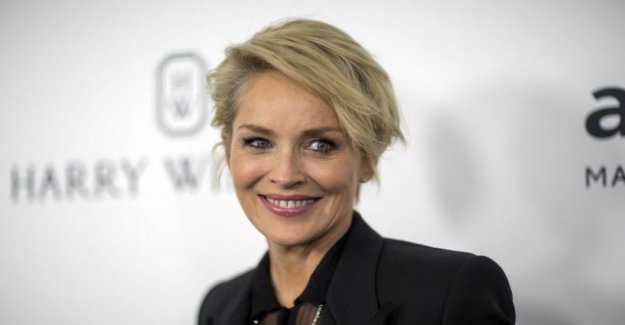 Sharon Stone seeks a soul mate online but the app crashes thinking is fake