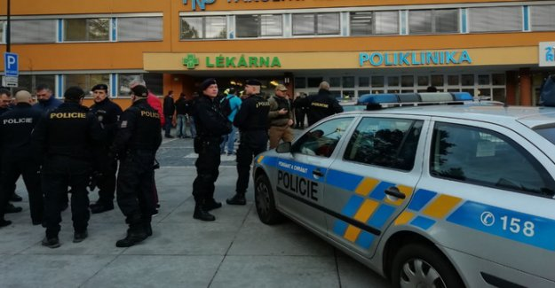 Six Dead after shooting in Czech hospital