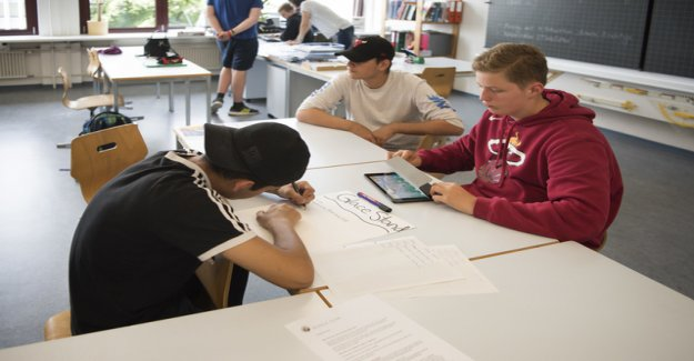 So bad, the Swiss students in the new Pisa cut-Test
