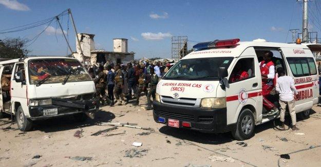Somalia: 20 dead in a car bomb in Mogadishu