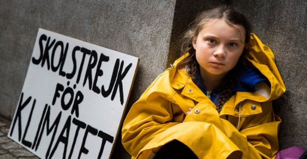 Speaks the father of Greta Thunberg: I'm worried about the hate and the fake news