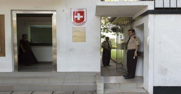 Sri Lanka doubts Version of the Embassy employee
