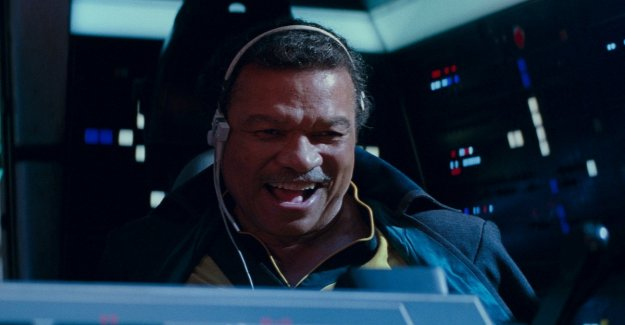 'Star Wars ep. IX', Billy Dee Williams is the new Lando: What a thrill to be back on the Millennium Falcon