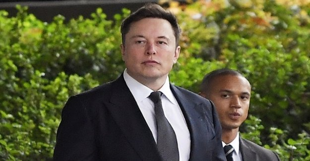 Tesla chief Musk from the accusation of slander acquitted