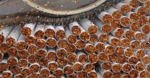 The Federal Council wants to tobacco advertising Initiative come before