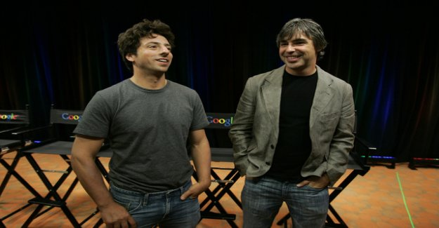 The Google co-founders step down