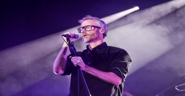 The National to play free