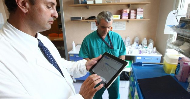 The Pact for Health: in the fast lane medical up to 70 years and residents from the third year