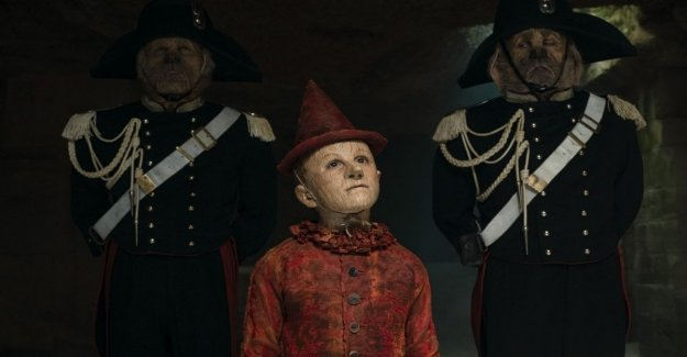 The 'Pinocchio' of the Benign and Garrone first in takings in the week of Christmas. Good Italian films waiting for Zalone