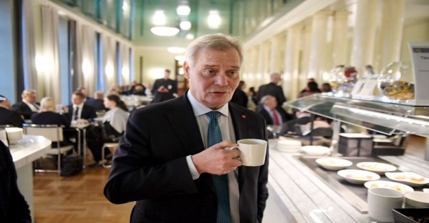 The SDP image dive even before the worst of the Post-mess, trust the true finns confirmed clearly – the latest party survey rugged government