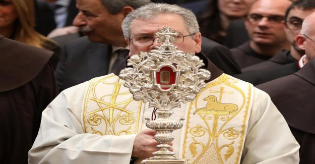 The belief that this object is a piece of Jesus ' manger – was returned to the 1 000 years after the roman of Bethlehem