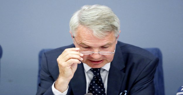 The coalition to leave a written question to the foreign minister haavisto on the activities of al-Hol-issue
