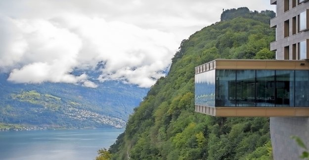 The dispute of the luxury hotels: the bürgenstock wins in court against Ritz