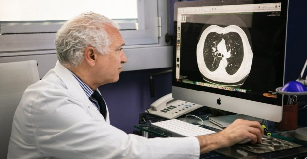 The first Italian Network for the screening of lung cancer
