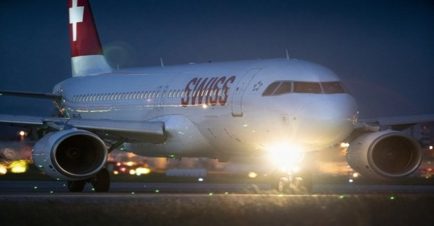 The number of night flights in Zurich reached an all-time high