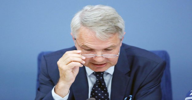 The parliamentary foreign affairs committee voted in majority to support the foreign minister haavisto to the al-Hol camp in matters relating to