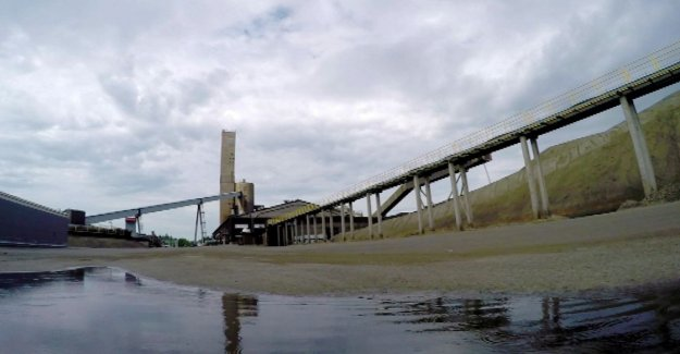 The pyhäsalmi mine will be built the pump power and energy storage test facility