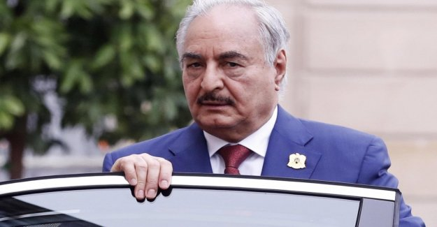 The russians and turks discuss in Moscow the future of Libya