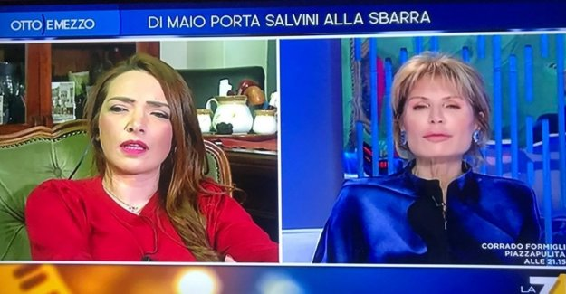 The 'sardine' Jasmine Crystal writes Salvini: I fight also for her daughter