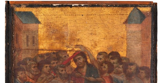 The work of Cimabue by 24 million euros found in the kitchen, remains in France: the Prohibition of export, is a national treasure