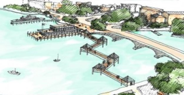 These are the radical plans for the shores of lake Zurich