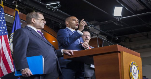 This starts the trial Trump official criminal suspicion – Democrats: the evidence is overwhelming